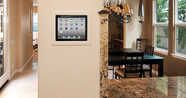 Better idea for a cheaper Android tab I think... iPort wall mount