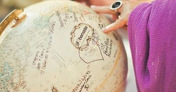 See more about globe guest books, wedding guest book and globes. escortcard