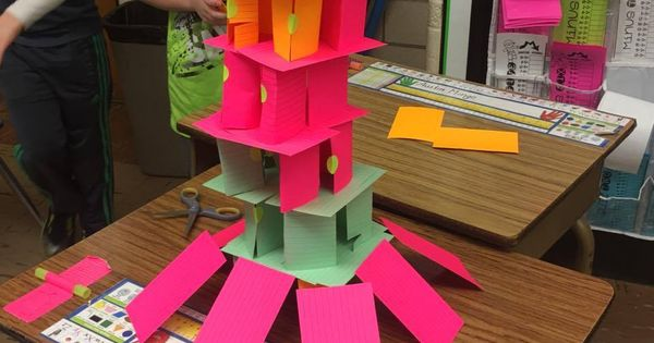 STEM PROJECT For Elementary Grades BUILDING A HOUSE OF