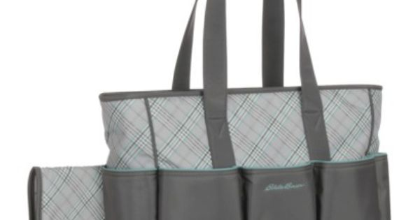 eddie bauer meadowbrook diaper bag gray diaper bag and diapers. Black Bedroom Furniture Sets. Home Design Ideas
