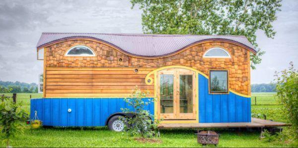 Tiny Houses Zukunftsweisender Trend In Der Modernen Architektur