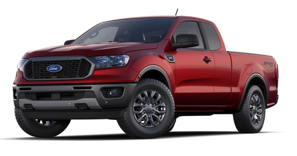 2020 Ford Ranger Build Price With Images 2020 Ford Ranger