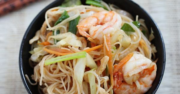 Xiamen-style Fried Vermicelli Recipe (厦门炒米): The key to making ...
