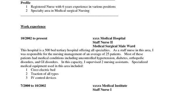 oncology nurse practitioner resume 5 resume career termplate free