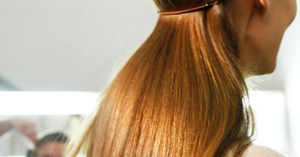shiny & long hair