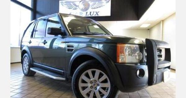 Used 2005 Land Rover Lr3 Pricing For Sale Edmunds Land Rover Suv Van Nuys