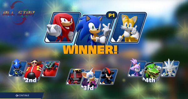 Team Sonic Racing Wisp Circuit Racing Teams Sonic