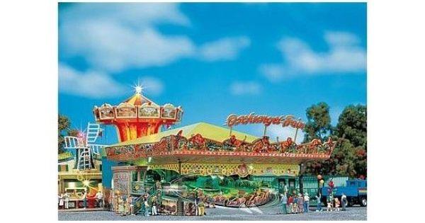 FALLER 140433 HO H0 Kit Jungle Train Roundabout