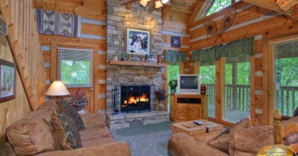 bedrooms 2 baths sleeps 6 pigeon forge tn cabin rentals