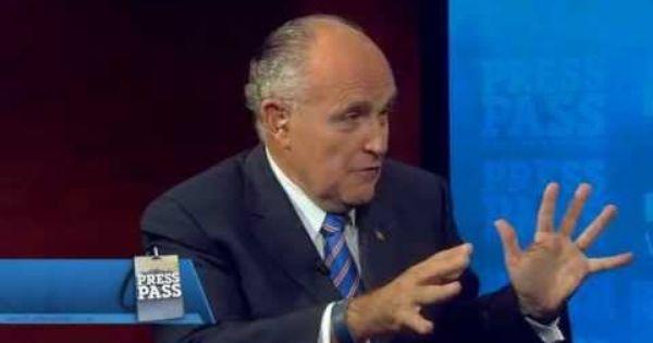 Rudy Giuliani Joe Biden A Joke Laugh Line On Jay Leno Show Not A Vp Rudy Giuliani Jay Leno Show Laugh Lines