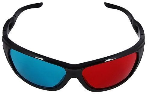 3d Glasses For Movies And Games Souq Egypt Classy Glasses Red And Blue Blue Lenses