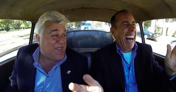 comedians in cars getting coffee jay leno seinfeld drive a rare 1949 porsche 356 2 cars. Black Bedroom Furniture Sets. Home Design Ideas