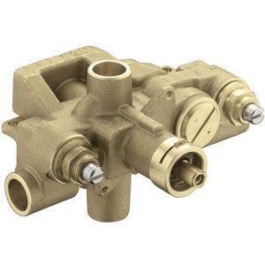 Moen M63170 Tub Shower Valve Rough In Valve Rough Brass