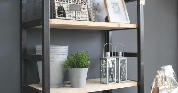 Industri le kast bakkerskar anno nu woon cadeau eigenwijze en eigentijdse meubels en - Eigentijdse patio meubels ...