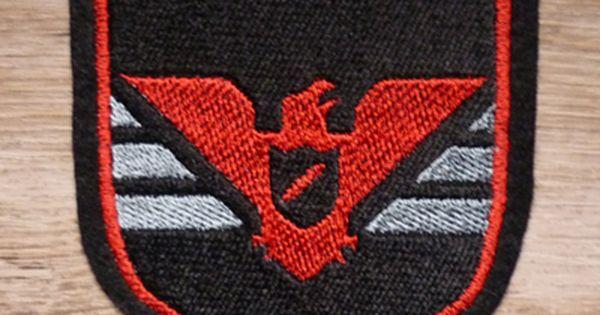 Patch Commission Arstotzka Emblem By Goiku Deviantart Com On Deviantart Patches Sticker Patches Paper