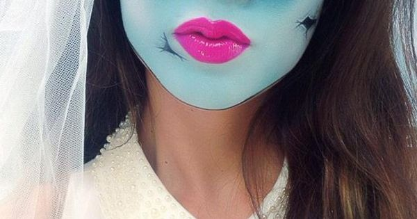 You need to see these seriously amazing Halloween makeup ideas. | See more about Halloween Makeup, Halloween and Makeup.
