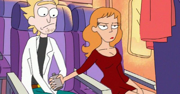 Rick and Morty Fake Screencap: Here by Sweet-As-Spice ...