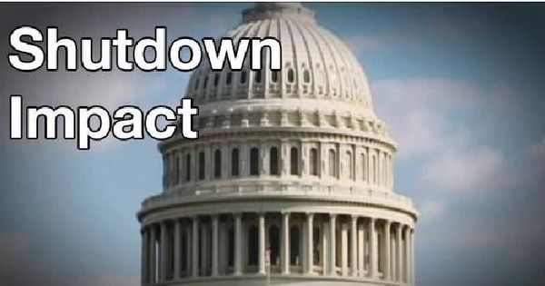 what does government shutdown mean realtors