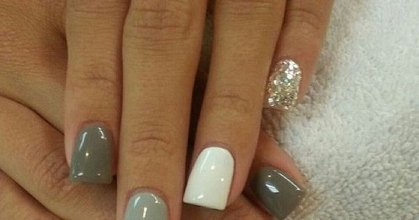 15 Fashionable Nail Ideas You Must Like It's a long time since