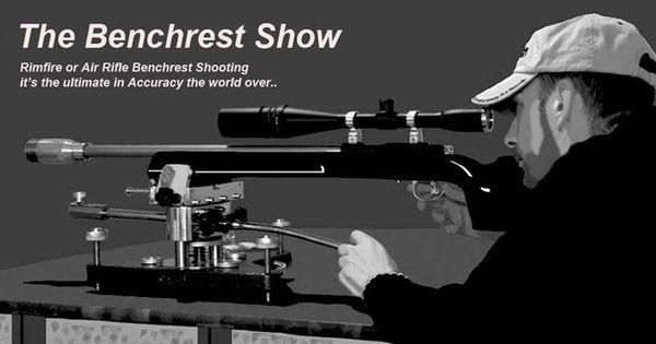 Benchrest Shooting Technique: Rimfire And Air Rifle Benchrest