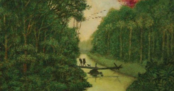 Migrations By Jose Gamarra Of Uruguay Pintor Paisajista Pintor Paisajes