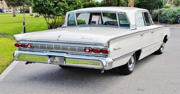Ford F >> 1964 Mercury Montclair Breezeway For Sale Rear | 60's Classics | Pinterest | Breezeway, Lincoln ...