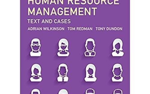 Contemporary Human Resource Management Text And Cases 5th Edition Isbn 13 978 1292088242 Resource Management Human Resources Human Resource Management