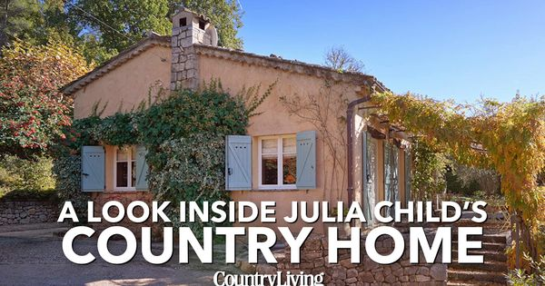 Julia child 39 s french country home is for sale the for French provincial homes for sale