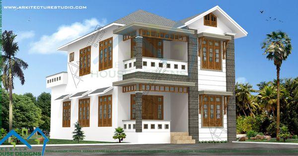 kerala house balcony designs house design ideas ForBalcony Designs Kerala Style