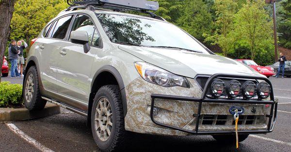 Primitive Racing Subaru XV Crosstrek | Car Mods ...