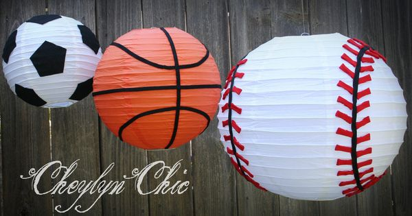 How Clever Paper Lanterns Turn Into Sport S Balls With A