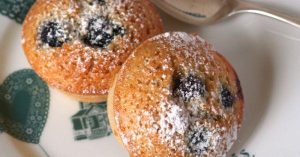 Buckwheat and Blueberries on Pinterest