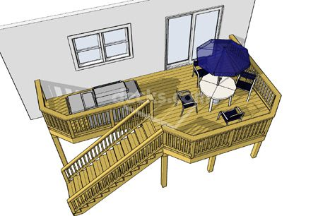 Free Deck Plan 1lq2212 Deck Plans Diy Free Deck Plans Deck Design