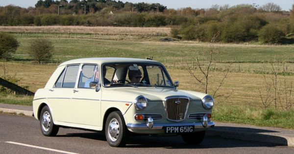 1968 Wolseley 1100 With Images British Sports Cars British