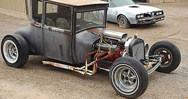 1927 Ford Model T Tall T Hot Rods Ford Classic Cars Model T