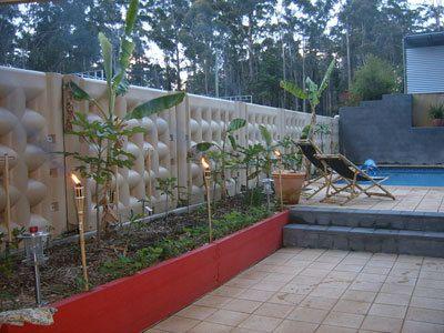 Rain Harvesting Design The Waterwall Edible Landscaping Rain Barrel Rain Harvesting