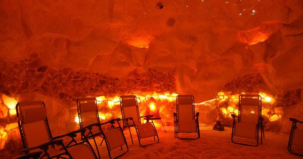 The Salt Cave And Spa Halotherapy And Benefits Pinterest
