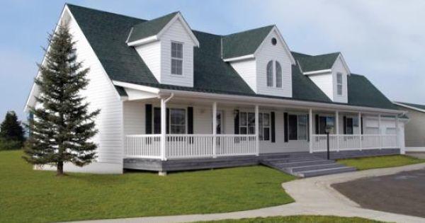 Triple m housing cape cod modular manufactured homes for Prefab 4 plex