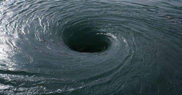 Bermuda Triangle Whirlpool Just Wonderful Nature