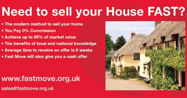 Fast Move Network Http Www Fastmove Org Uk Sell Your House Fast Things To Sell Selling Your House