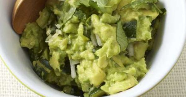 Skinny Guacamole 4/12/13 | RECIPES ~ APPETIZERS & DIPS | Pinterest ...