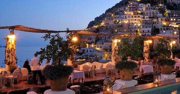 Positano, Italy (Amalfi Coast) On the bucket list!