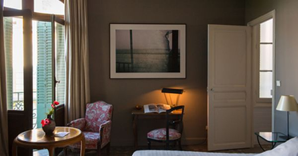 Rooms Amp Suites In The Grand Hotel Nord Pinus Arles Lit Confortable Idee Chambre Mobilier De Salon