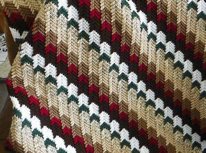 Apache Tears FREE Pattern | Crochet-Afghans/blankets ...