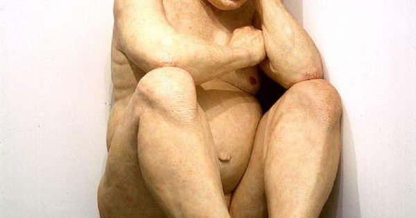 Ron Mueck Big Man, 2000,