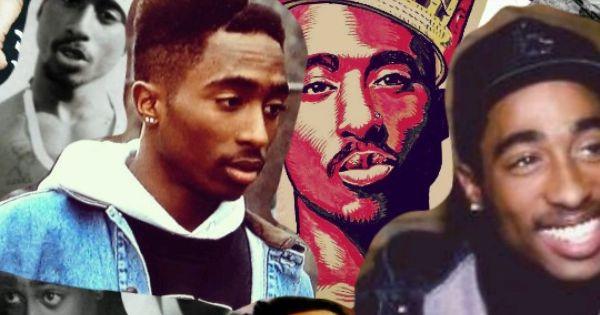 Collage Tupac Amaru Shakur ♥ Pinterest Collage and