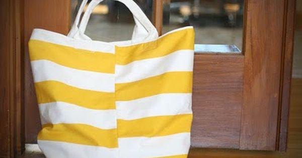 Beach bags - photo