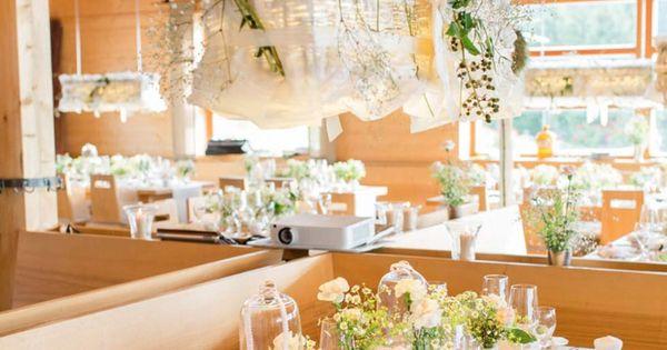 Pin By Valerie Enderle On Alpe Hohenegg Wedding Table Decorations Table Decorations Table Settings