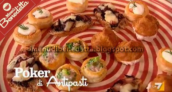 Stella Di Natale Benedetta Parodi.Girandole Di Pasta Sfoglia Benedetta Parodi Chefs4passion