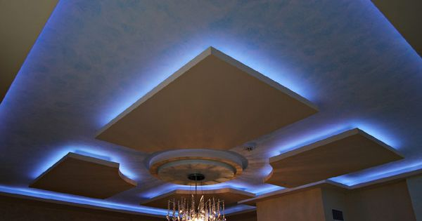 Freshome Com Interior Design Ideas Home Decorating Photos And Pictures Home Design And Contemporary World Architecture New For Your Inspiration Hidden Lighting Ceiling Design Modern Ceiling Lights